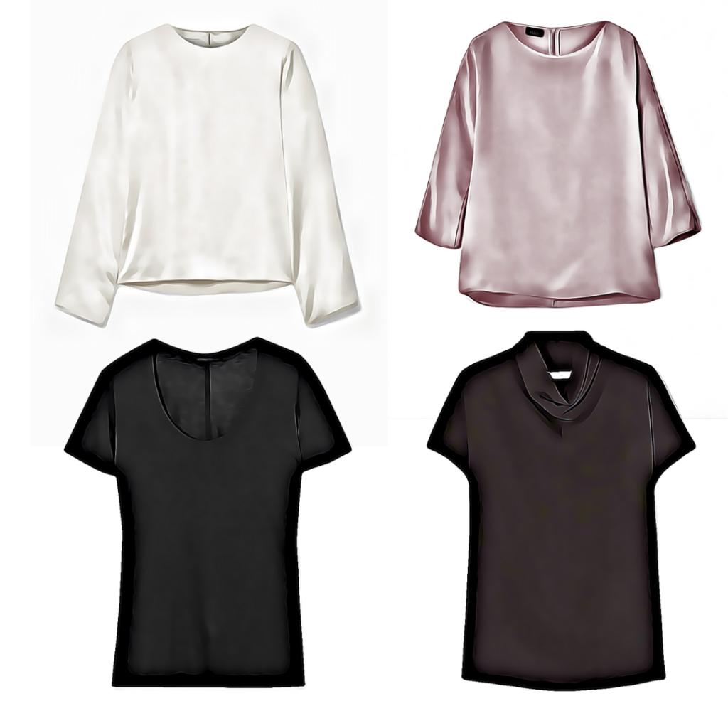 Bluze koje se lako kombinuju
