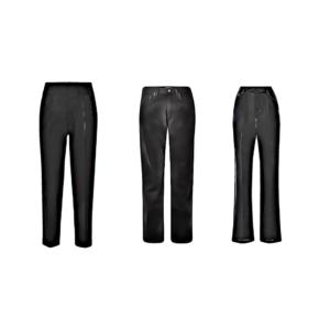 Crne pantalone, birajte model koji vam dobro stoji