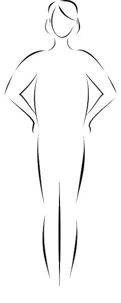 oblik tela jabuke