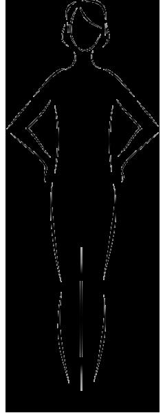 H oblik tela
