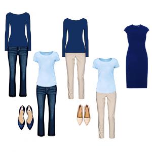Modna kapsula tokom pandemije: i u pamučnoj garderobi možemo biti elegantni.
