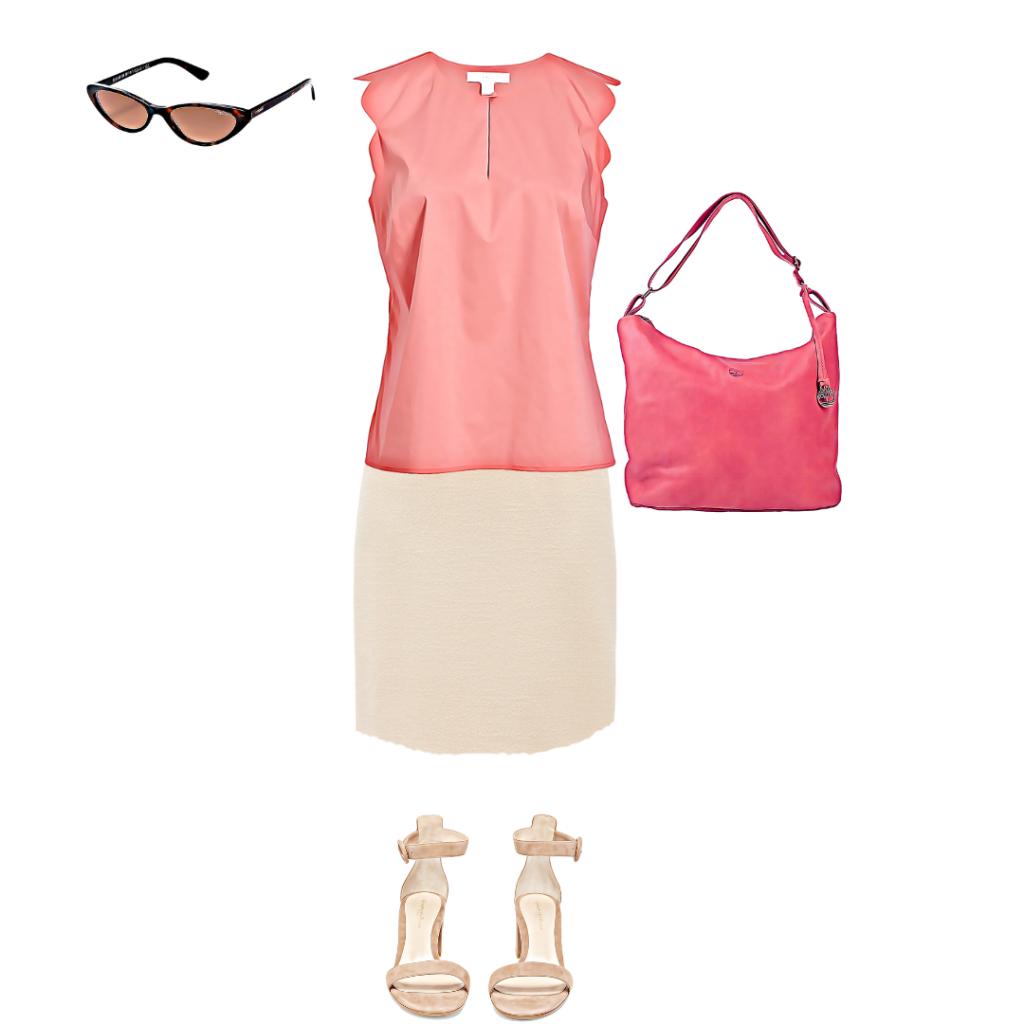 Način da istaknemo gornji deo tela je da suknja ili pantalone budu u neutralnoj boji, a da gornji deo bude intenzivnije boje.
